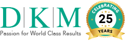 Developing Knowledge in Manufacturing logo. Click on the DKM logo to return to the home page
