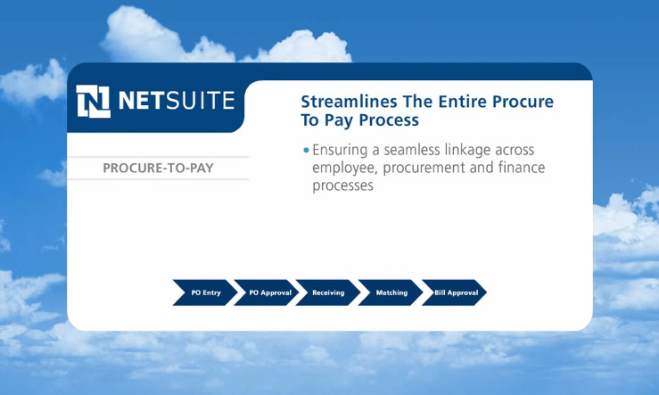 Procure to Pay | NetSuite Purchase Order and Procurement